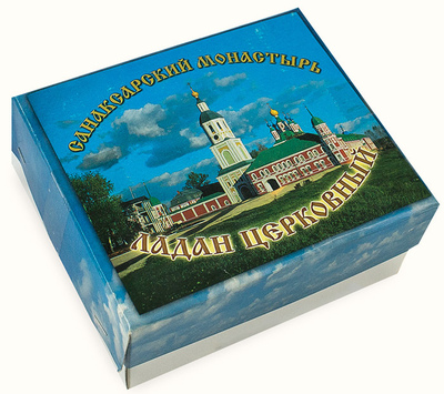 Ладан церковный «Херувимский». 100 гр. Санаксарский монастырь.