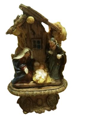 Вертеп Рождественский (керамический, малый)
