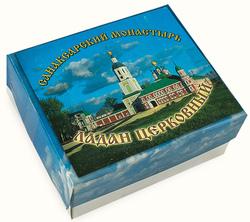 Ладан церковный «Богородичный». 100 гр. Санаксарский монастырь.